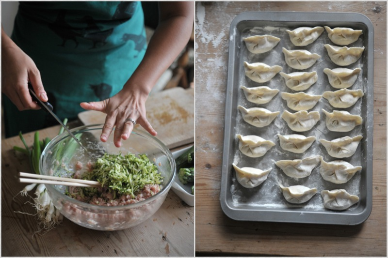 Shandong-style dumplings. Images by Rodgers Photography.