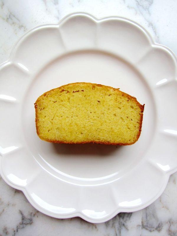 Martha Stewart's classic pound cake
