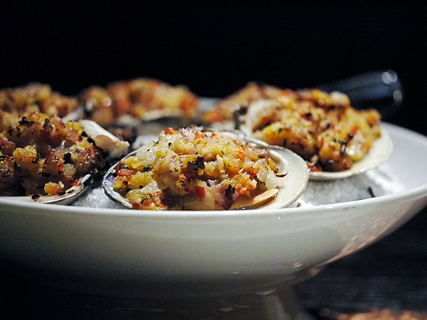Clams Casino, Grand Hyatt Steakhouse