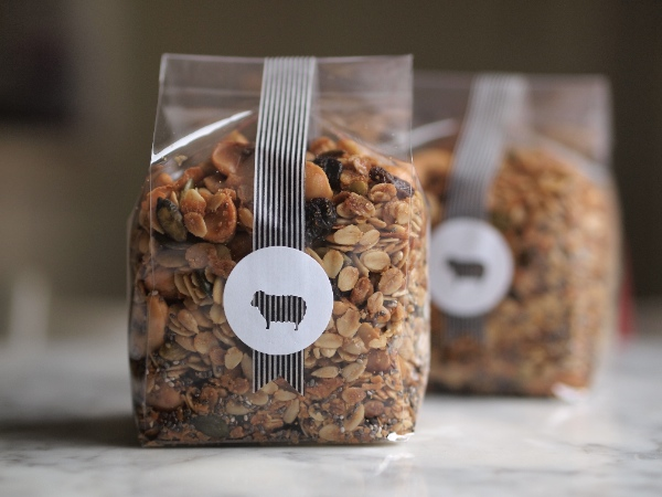 Maple & Olive Oil Granola