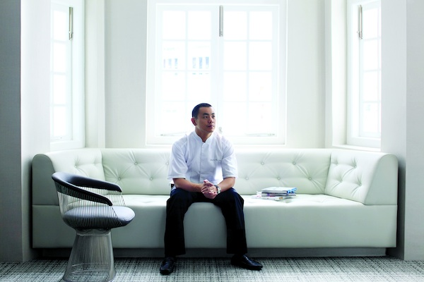 Chef Andre Chiang of Restaurant Andre - image courtesy of Restaurant Andre