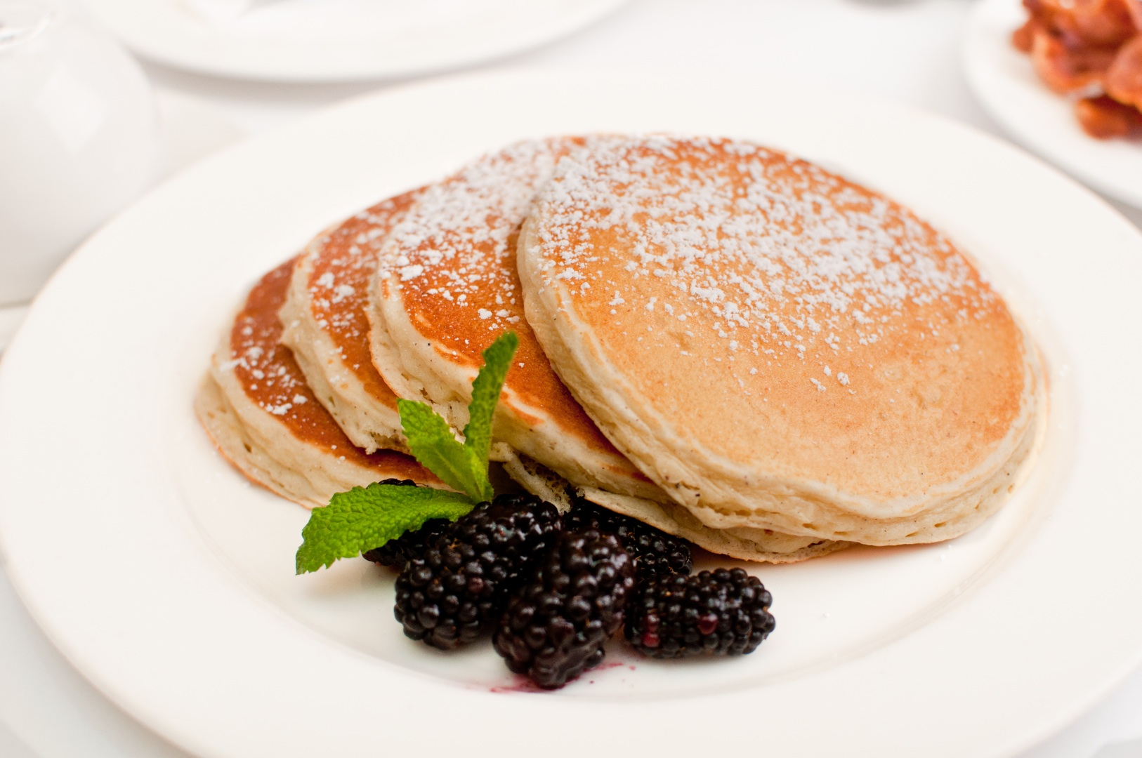 Lemon Ricotta Pancakes - Image courtesy of Sarabeth's