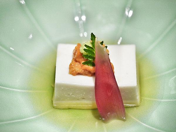 yoshiyuki sesame tofu