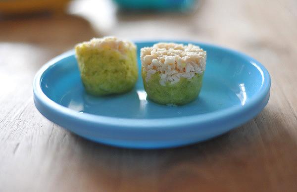 broccoli fish mash