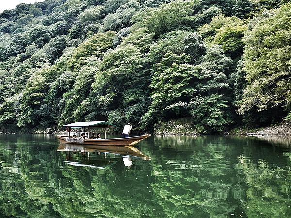 HOSHINOYA luxury resort in Kyoto