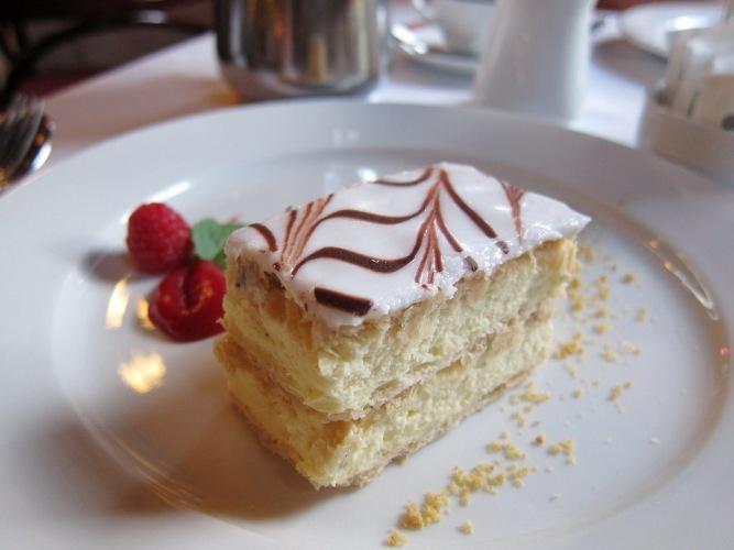 Grand Cafe_Napoleon Cake