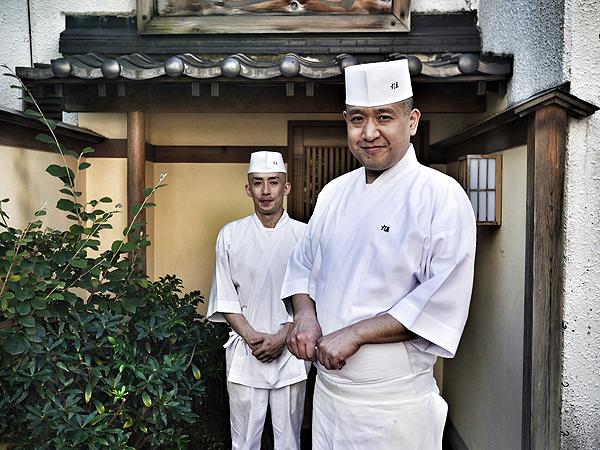 Chubby Hubby Keiji Nakazawa The Best Sushi Chef In The World To Us