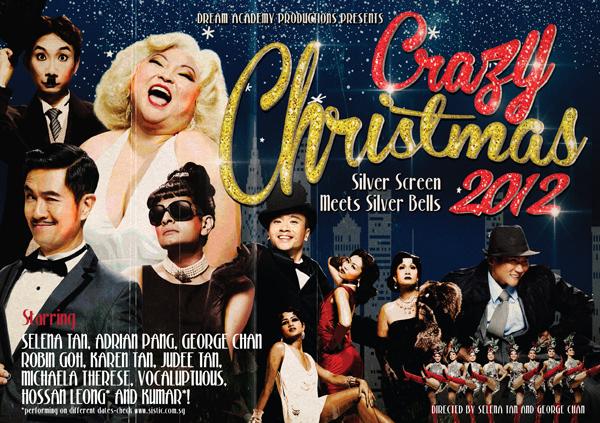 Crazy Christmas!