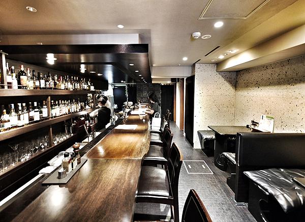 Enji dining bar in ginza