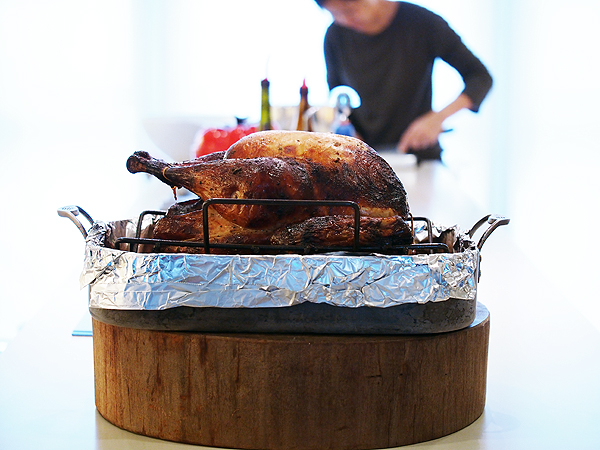 Brined Turkey
