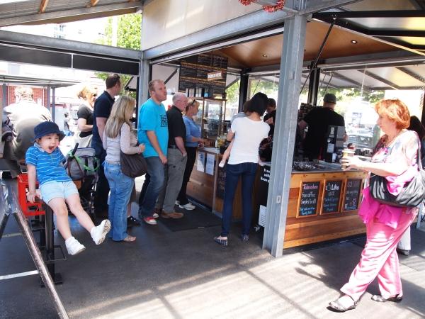market espresso