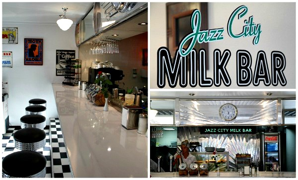 Jazz City Milk Bar
