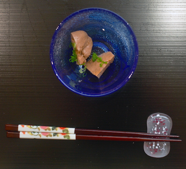 Sushi Mitsuya ankimo