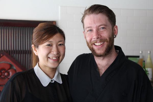 Hiroko Muranishi and Kerby Craib