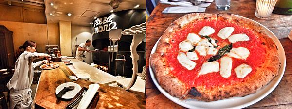 trattoria amore pizza
