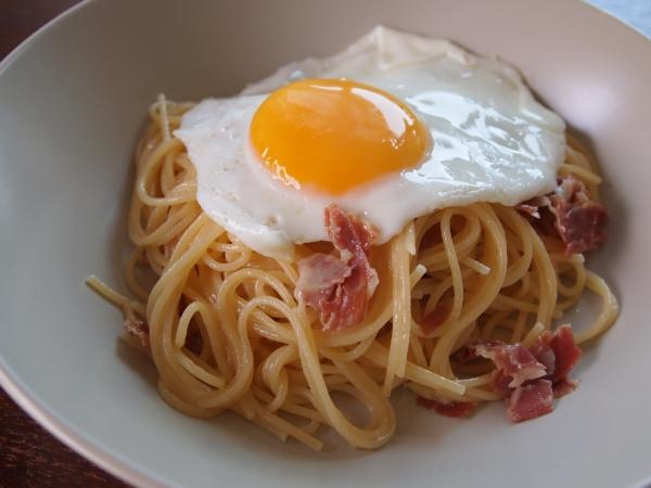 prosciutto pasta