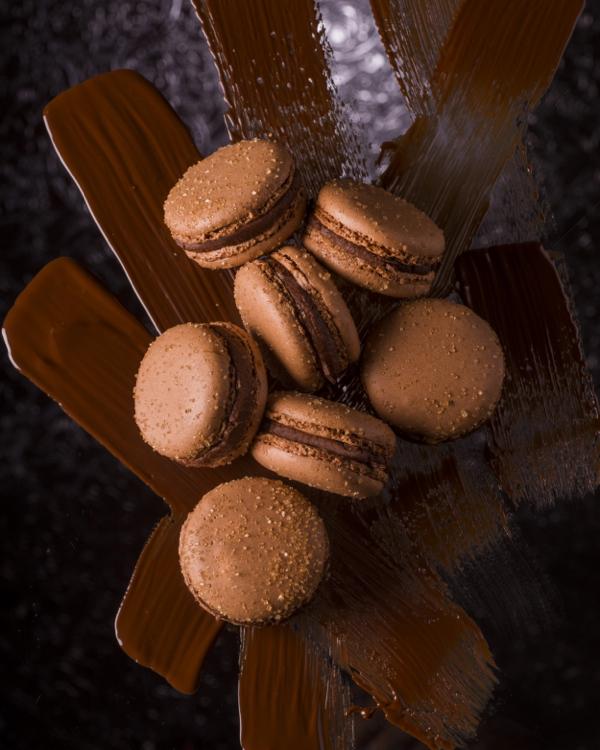 PHP_Chocolate Macaron edited