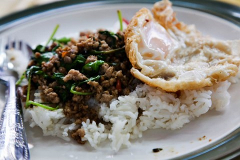 gai pad krapow recipe thai basil chicken thai basil chicken recipe gai ...