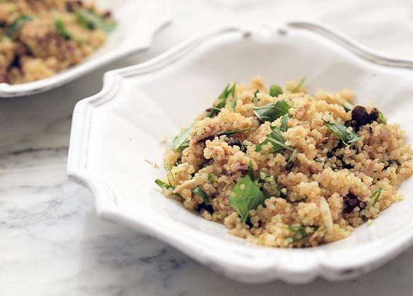 mackarel-quinoa