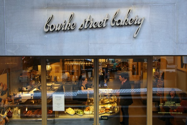 Bourke Street Bakery Potts Point