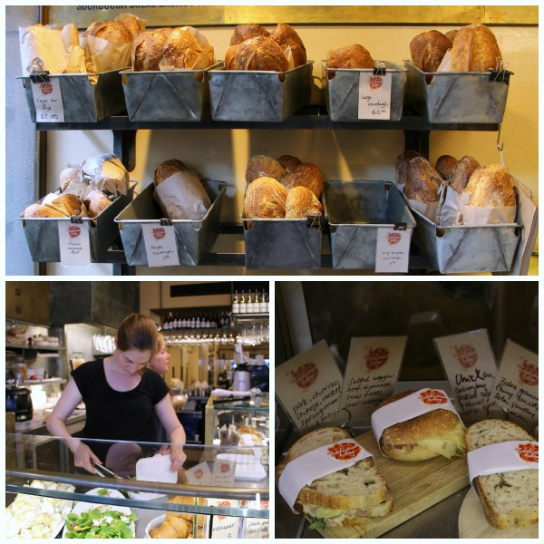 Bourke Street Bakery breads