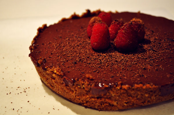 Chocolate Raspberry Tart Main_Amy