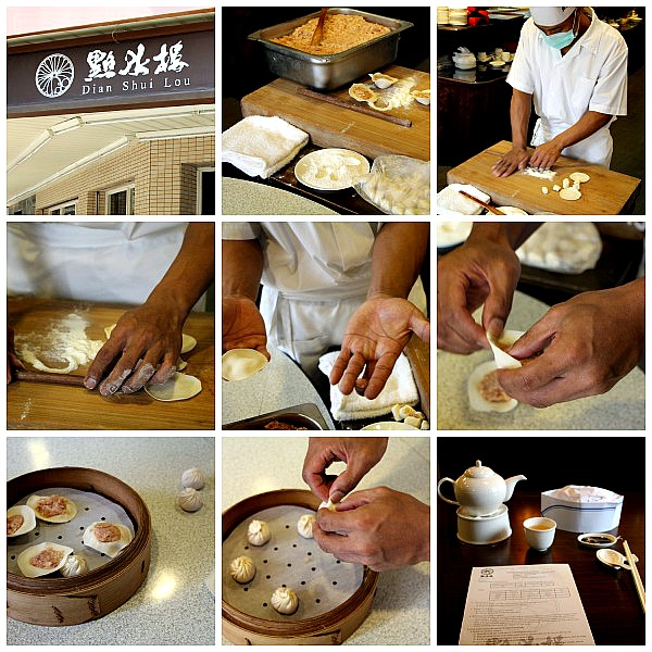 Dumpling making step by step