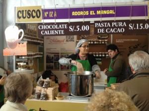 Mistura - Peruvian Chocolate