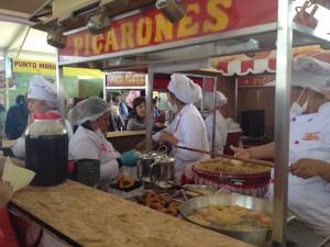 Mistura - Picarones