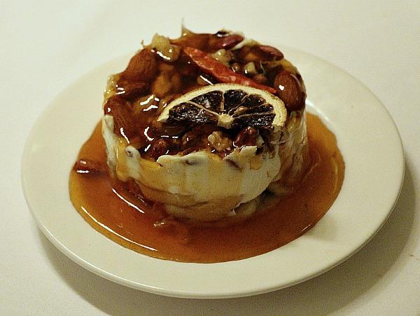 Atom dessert