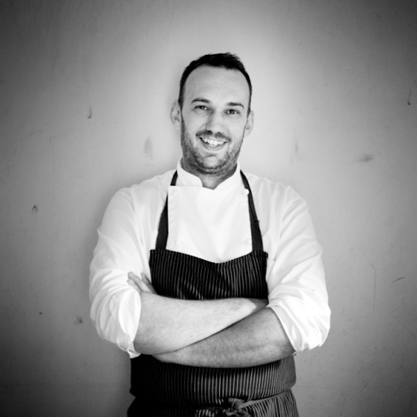 Chefs with Altitude Xavier Beaudiment