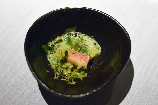 Chefs with Altitude trout