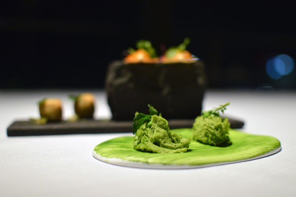 Chefs with Altitude watercress