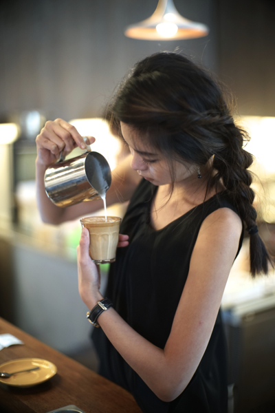 Daphne Goh of Assembly Coffee