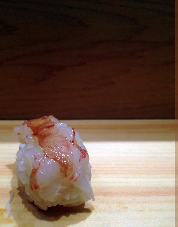 Sushi Bar Yasuda amaebi