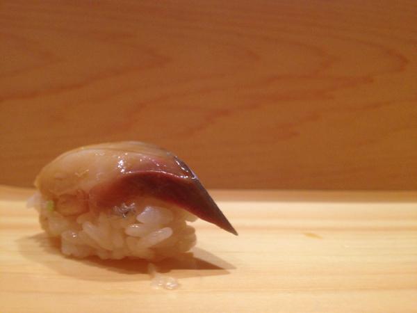 Sushi Bar Yasuda saba