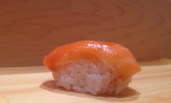 Sushi Bar Yasuda trout
