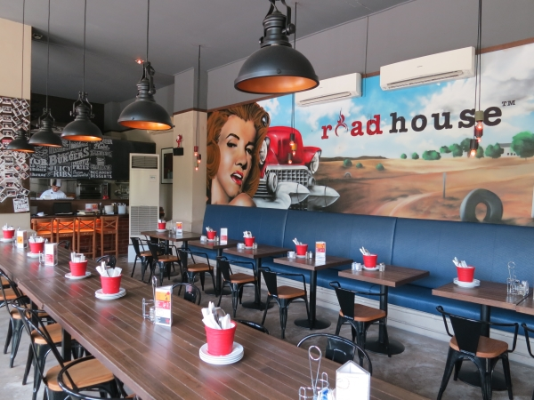 roadhouse interior