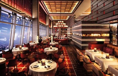 Tin Lung Heen Ritz Carlton Hong Kong