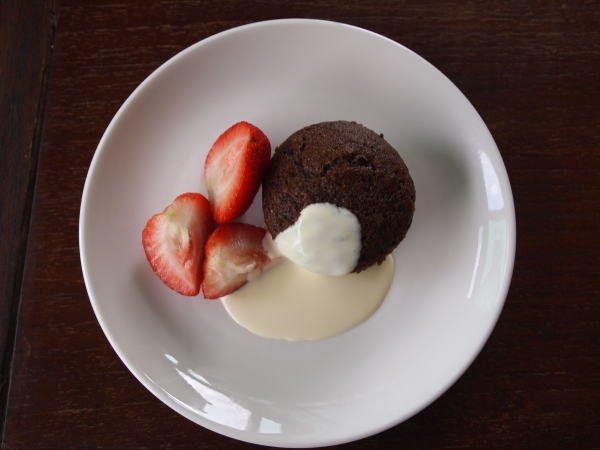 sticky date pudding 1