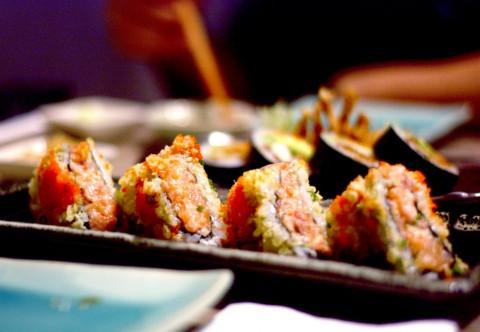 sushi sandwich isao bangkok