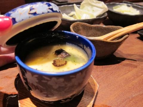 hachibei yakitori tokyo custard
