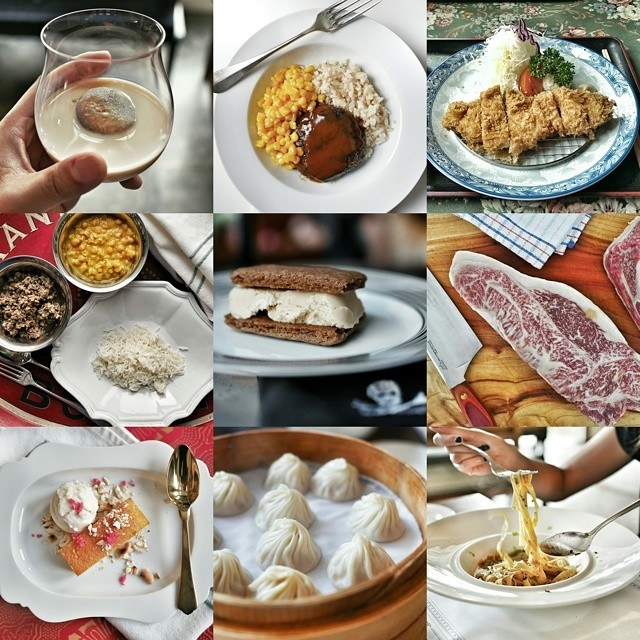 Goodbye July, hello August. #sgfood #foodie #foodporn #foodphotography #sgeats #singapore #collage #foodpix #newmonth