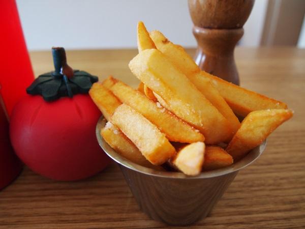 Flipside fries