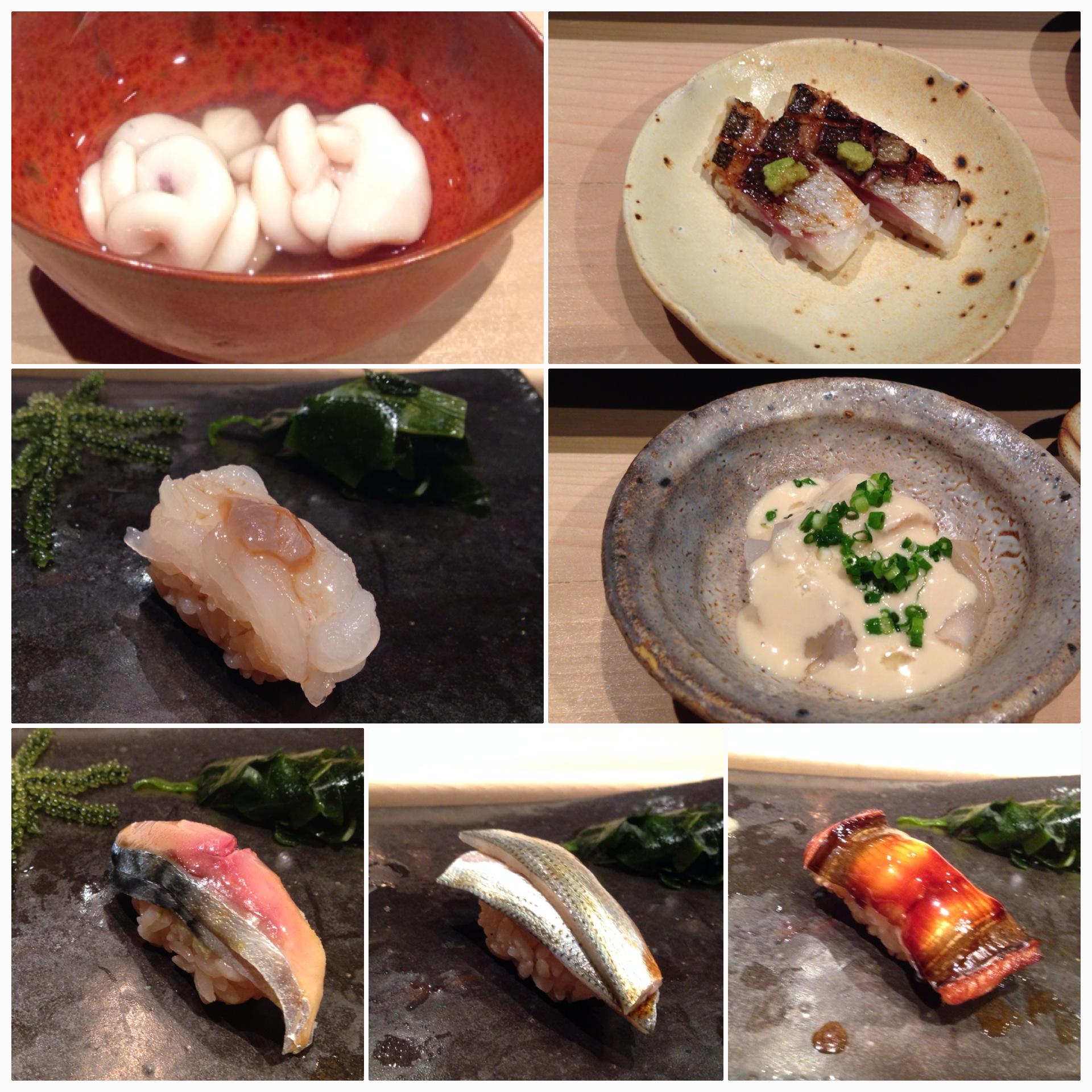 Sho Saito food