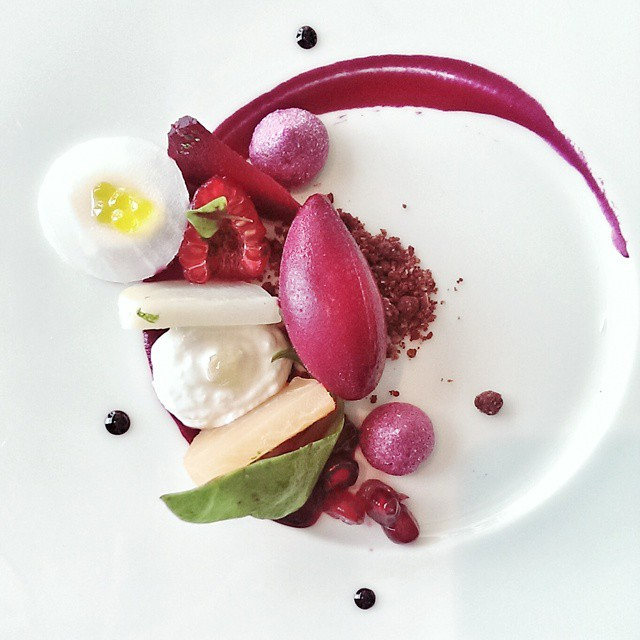 I love the way @chef_julien explores vegetables at JAAN Singapore. Here's his current dissertation on beetroot. ? #sgfood #foodie #foodporn #foodphotography #sgeats #singapore #restaurant #singaporerestaurants #beetroot #jaansg #jaanrestaurant #theartofplating #chefsofinstagram #finedining