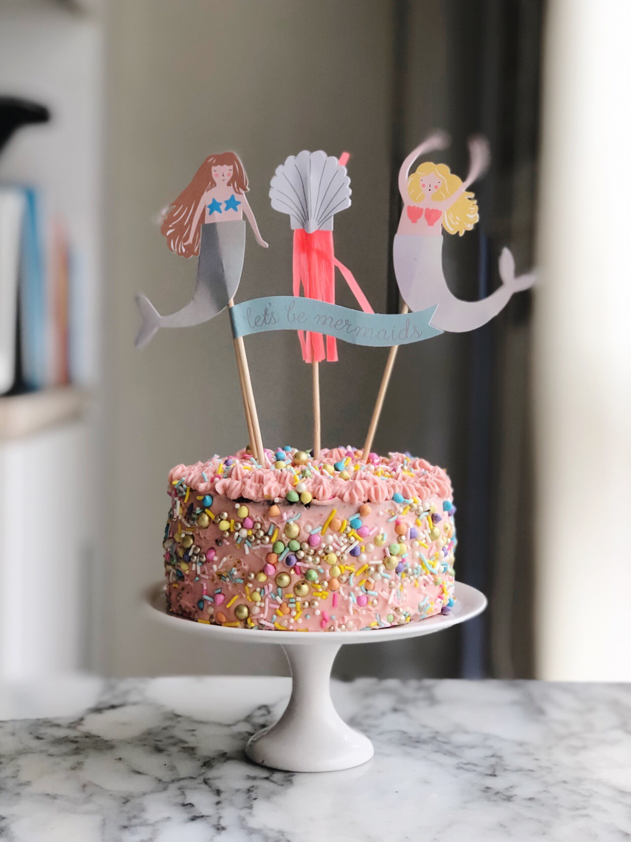 Chubby Hubby Mermaid Themed Party Ideas For Pre Schoolers
