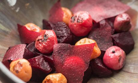 hibiscus papalisa salad