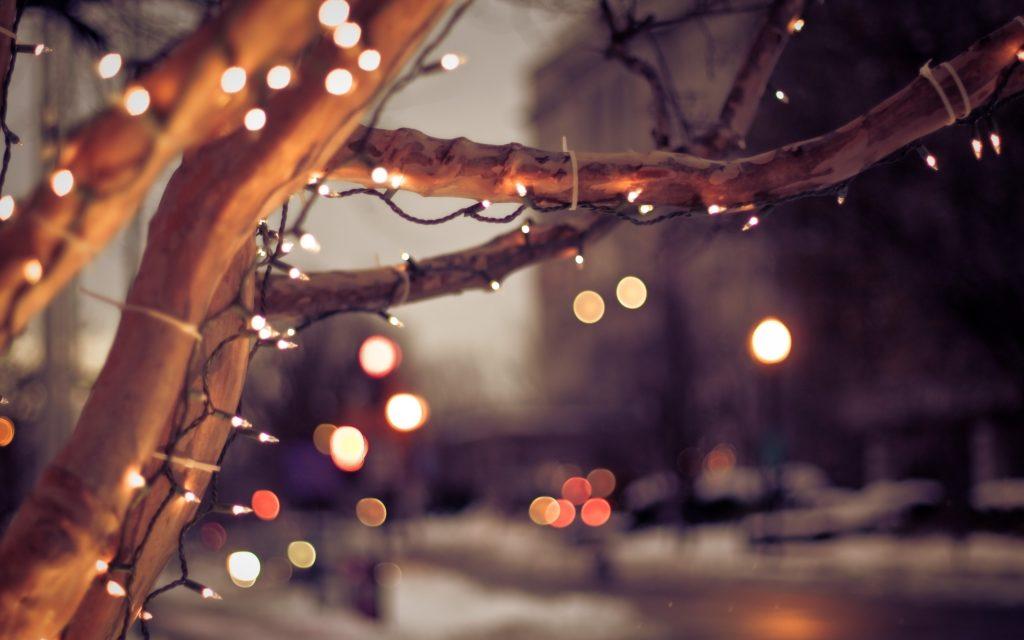 Free Download Christmas Lights Wallpaper HD